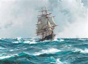 Red Jacket, Montague Dawson