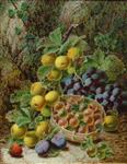 Still Life of Fruit, Oliver Clare