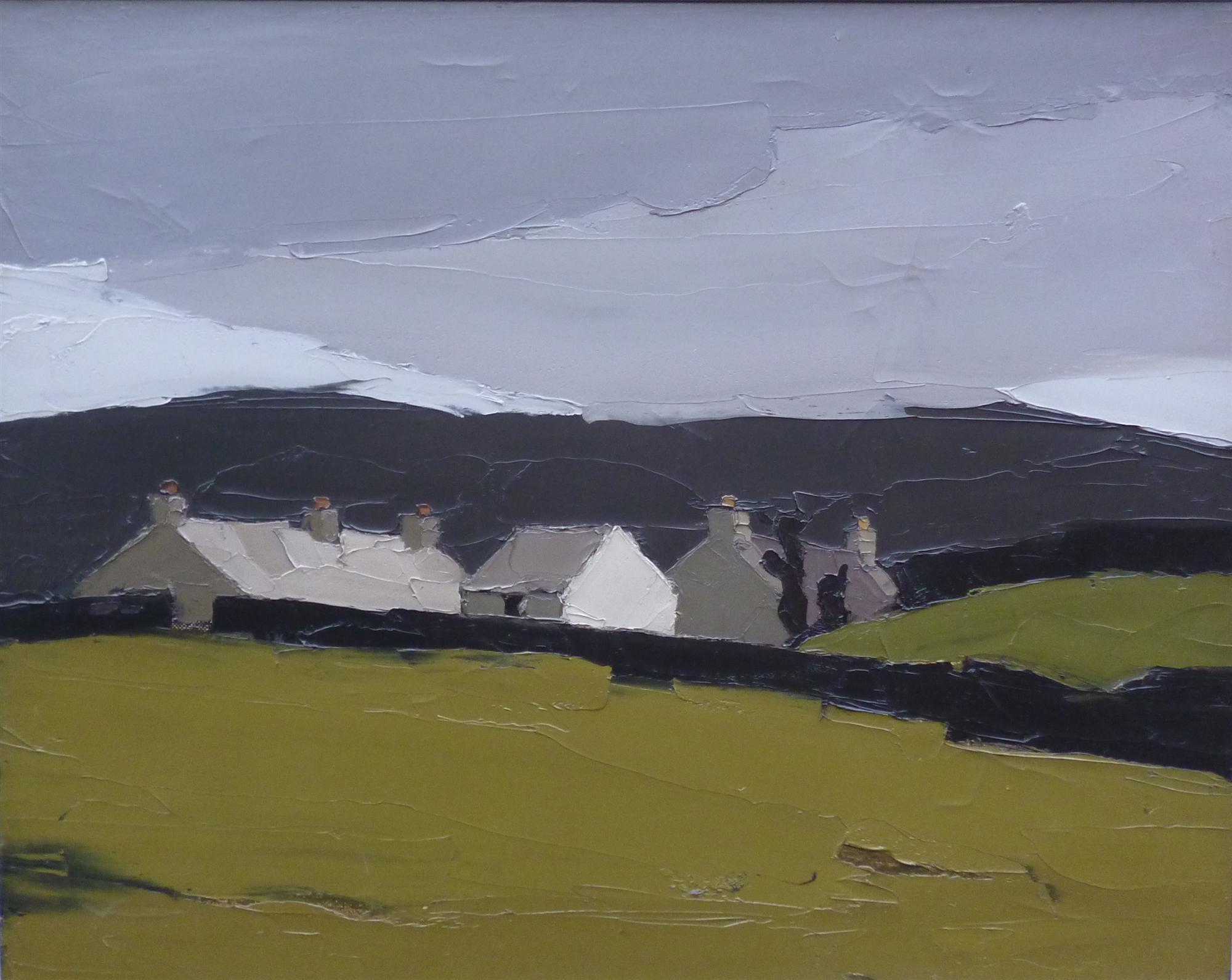 View Sir Kyffin Williams Llanddona At Rowles Fine Art