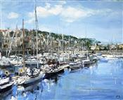 Harbour, St Peter Port, David Porteous - Butler