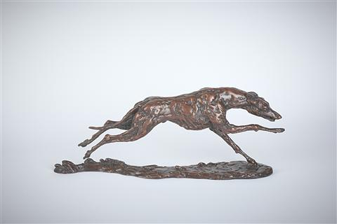 Lucy Kinsella | Stretched Greyhound