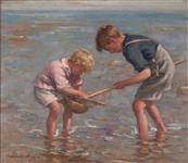 A day in the Sea, William Marshall Brown