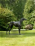 Greyhound (Lifesize), Philip Blacker