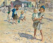 Summer Time, Dorothea Sharp