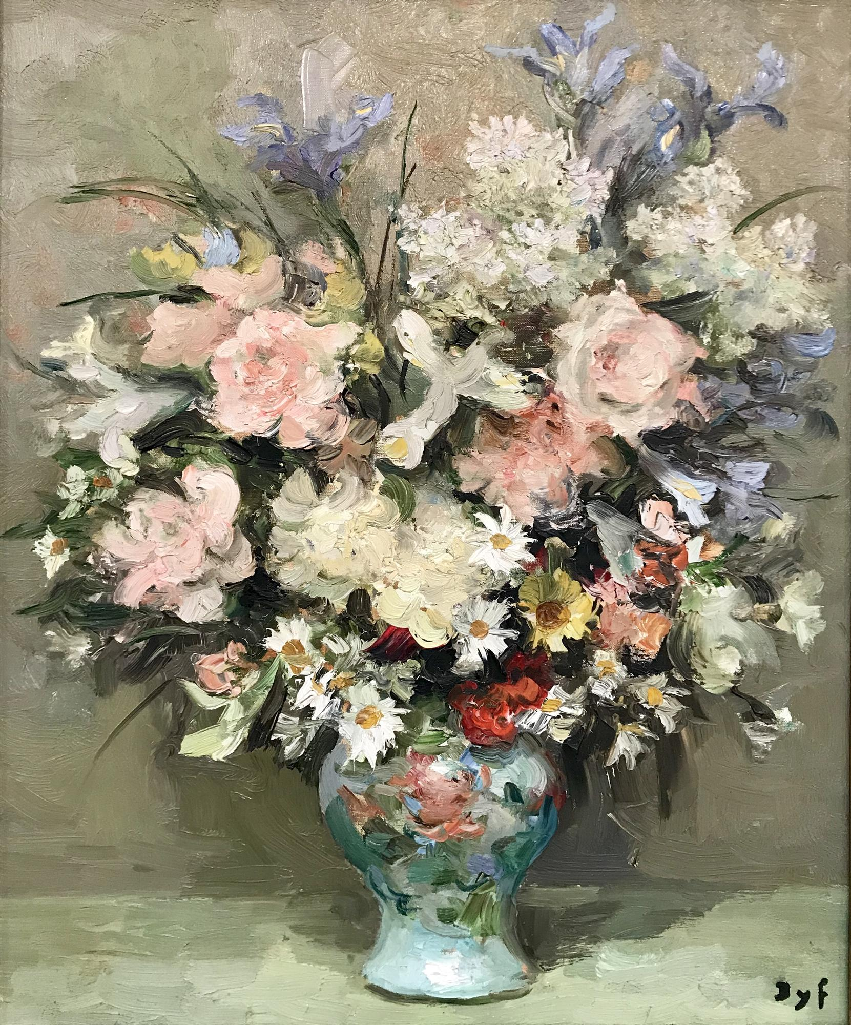 Marcel Dyf | Flower Piece