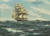 Tea Clipper, Henry Scott