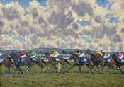 Back Straight, Ludlow, David Fowles