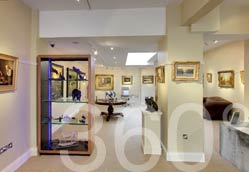 Take a 360 degree tour of our Gallery