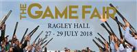 The Game Fair - Ragley Hall July 2018